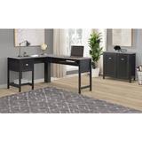 Bloomsbury Market Caerwen Lighted Curio Cabinet Wood in White, Size 92.0 H x 54.0 W x 21.0 D in | Wayfair 879E034890EC41DEBA813060CBDC6145