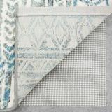 Symple Stuff Non Slip Area Rug Pad Carpet Underlay Mat On Hard Floor Runner Extra Strong Grip Polyester/Pvc, Size 60.0 W x 1.0 D in | Wayfair