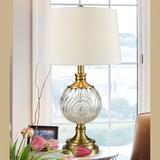 Hilda Table Lamp Brass , Brass
