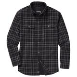 Campfire Flannel Overshirt