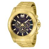 Technomarine Manta Grand Men's Watch w/Mother of Pearl Dial - 47mm Gold (TM-220136)