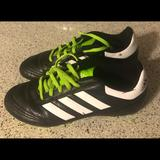 Adidas Shoes   Adidas Youth Soccer Cleats   Color: Black   Size: 4.5bb