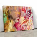Artorang A Distant Branch Of Mine, Persian Contemporary Wall Art Metal in Brown, Size 30.0 H x 40.0 W x 1.5 D in | Wayfair X8VAJ6N5-5