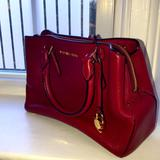 Michael Kors Bags   Fashion Mk Women Red Leather Purse Handbag   Color: Red   Size: Os