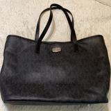 Michael Kors Bags | Michael Kors Large Shoulder Bag | Color: Black | Size: Os