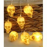 LightGo Women's Indoor Strings brown - Warm Brown New Skull 59'' String Lights