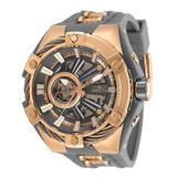 Invicta Men's Watches - Gray & Rose Goldtone S1 Rally 3-Hand Bracelet Watch - Men