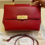 Michael Kors Bags   Michael Kors Marlow Bag Chili   Color: Red   Size: Medium