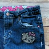 Hello Kitty Jeans 6Y