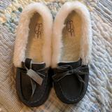 Jessica Simpson Shoes | Jessica Simpson Slippers | Color: Gray/White | Size: 9
