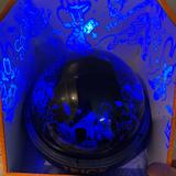 Disney Party Supplies   Disney Shadow Lights Rotating Halloween Projector   Color: Green/Purple   Size: Os