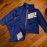 Nike Matching Sets | Baby Boy Nike Tracksuit | Color: Blue/Purple | Size: 12mb