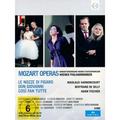 Mozart Opern:Cosi Fan Tutte/Don Giovanni/Le Nozze - Musik