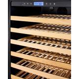 """""""24"""""""" Wide Single Zone Wine Cellar - Summit Appliance SWC1127B"""""""