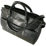 Floto Luggage Casiana Tote, Black, Large