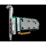 Lenovo ThinkSystem QLogic QL41134 PCIe 10Gb 4-Port Base-T Ethernet Adapter