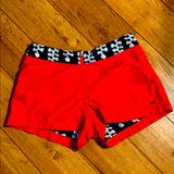 Nike Shorts | Nike Reversible Red And Blue Athletic Shor | Color: Blue/Red | Size: See Measurements For Sizing.