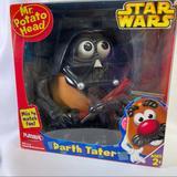 Disney Toys | Darth Tater Mr Potato Head | Color: Black/Brown | Size: One Box