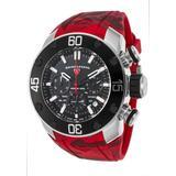 Lionpulse Chronograph Watch 10617sm-01-rds - Black - Swiss Legend Watches