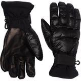 Down Ski Gloves - Black - 3 MONCLER GRENOBLE Gloves