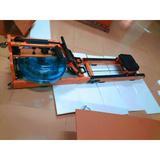 Panda Water Rowing Machine w/ LED Display Wooden Rowing Machine w/ Foldable Design   Wayfair I02YYY210118181ymai0726