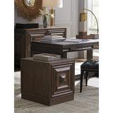 Sligh Alden 1-Drawer Vertical Filing Cabinet Wood in Brown, Size 24.0 H x 20.0 W x 24.75 D in   Wayfair 01-0315-452