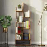17 Stories Shelves w/ Drawers, Antique Wood Shelves, Separate Shelves Industrial Shelves Separate Storage Shelves For Bedrooms, Living Rooms Wayfair