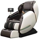 Inbox Zero Full Body Electric Shiatsu Massage Chair, Size 30.0 D in | Wayfair 966C89BD861F456B9DE053C8CBFF22B3