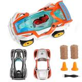 17 Stories Creative Car Toy Playsets Child's Car Collection Toy Vehicle Gift Toys, Size 2.0 H x 11.2 W x 8.8 D in   Wayfair