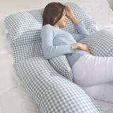 Alwyn Home Debolt Body Pillow Plush Support Pillow, Size 28.0 H x 57.0 W x 8.0 D in   Wayfair 8B50A0487CEA44EEAA7D699AD10A921C