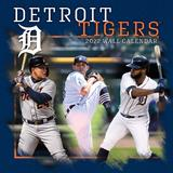 """Detroit Tigers 2022 Wall Calendar"""