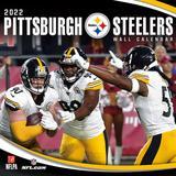 Pittsburgh Steelers 2022 Wall Calendar