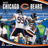Chicago Bears 2022 Mini Wall Calendar
