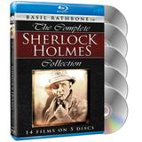 The Complete Sherlock Holmes Collection on Blu-Ray