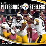 Pittsburgh Steelers 2022 Mini Wall Calendar