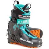 Made In Italy 2020/21 F1 Alpine Touring Ski Boots - Blue - SCARPA Boots