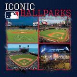 """MLB Ballparks 2022 Mini Wall Calendar"""