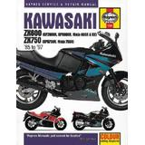 Kawasaki ZX600 (Gpz600r, Gpx600r, Ninja 600r and Rx) ZX 750 (Gpx750r, Ninja 750r) 1985 to 1997