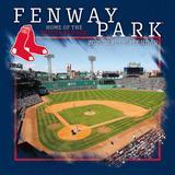 Boston Red Sox 2022 Fenway Park Wall Calendar