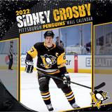 """""""Sidney Crosby Pittsburgh Penguins 2022 Player Wall Calendar"""""""