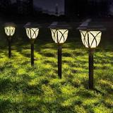 kungreatbig Solar Lights Garden Outdoor (Classic) LED Solar Path Light Ground For Lawn Landscape Patio Yard Pathway Walkway Driveway Sideway Wayfair