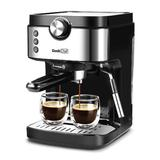MKYUHP Espresso Machine 20 Bar Coffee Machine w/ Foaming Milk Frother Wand, 1300W No-Leaking 900 Ml Removable Water Tank Coffee Maker For Espresso