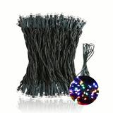 The Holiday Aisle® 108FT 300LED Christmas String Lights, Waterproof Outdoor Indoor Fairy String Lights For Party, Christmas Tree, Holiday Decoration