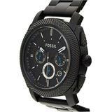 Fossil Men's Watches RD - Black Bracelet Chronograph Watch