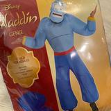 Disney Costumes | Disneys Aladdin Genie Costume (A4) | Color: Tan | Size: Os