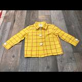 Disney Costumes | Disney Toy Story Woody Shirttop Yellow Sz 2 | Color: Red/Yellow | Size: 2t