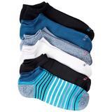 Hue Womens 6-pk. Super Soft Multi Colored Socks