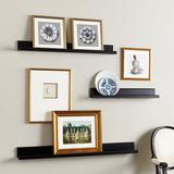 Art Display Shelf - Ballard Designs