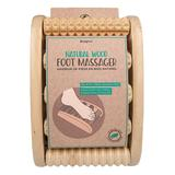 U.S. Jaclean, Inc. Massagers - Light Natural Wood Foot Massager