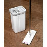 CleanZoom Mops - Gray Mop & Bucket System Set